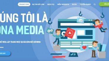 Dịch vụ thiết kế website chuyên nghiệp – trọn gói – chất lượng tại Hà Nội