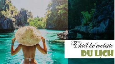 Thiết kế website du lịch đẹp – độc đáo – thu hút hàng triệu du khách