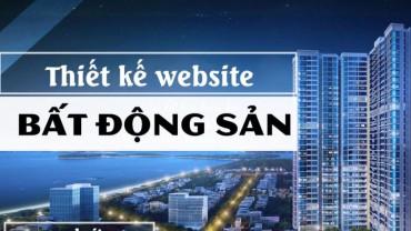 Thiết kế website bất động sản chuyên nghiệp – chuẩn SEO