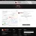 Mẫu website kinh doanh đồng hồ tương tự G-watch