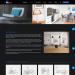 Mẫu website thiết kế – sáng tạo nội thất tương tự Adt decor