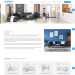 Mẫu website design nội thất tương tự Valuma