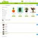 Mẫu website bán cây trang trí – cây trưng bày