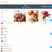Mẫu website shop hoa đẹp – hoa xương rồng – điện hoa tương tự Fiorello