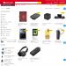 Mẫu website siêu thị điện máy tương tự giao diện Nguyễn Kim