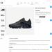 Mẫu website bán hàng tương tự Nike – giày hàng hiệu