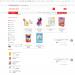 Mẫu website bán hàng tương tự Bibo Mart