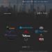 Mẫu website công ty nội thất tương tự Galaxycons