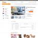 Mẫu website bán bàn ghế – bán kệ sách