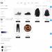 Mẫu website tương tự Trueshoes – kinh doanh giày dép