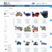 Mẫu website bán máy tiện CNC
