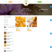Mẫu website bán các loại nông sản tương tự Natural Honey
