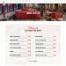 Mẫu website nhà hàng Fast Food