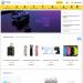 Mẫu Website bán phụ kiện công nghệ tương tự Remax