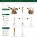 Mẫu website shop cây kiểng và dụng cụ tương tự landscaping