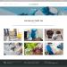 Mẫu website Dịch vụ vệ sinh giúp việc nhà tươmg tự Cleanmate
