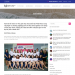 Mẫu website tư vấn du hoc toàn cầu