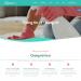 Mẫu website Dịch vụ vệ sinh giúp việc nhà tương tự Carpetserv