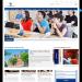 Mẫu website Trường đại học cao đẳng trường nghề tương tự chimpgroup