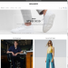 Mẫu website shop quần áo online tương tự movic
