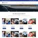 Mẫu website trường dạy lái xe tương tự daylaixeoto