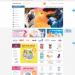 Mẫu website bán đồ trẻ thơ tương tự Shoptretho