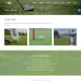 Mẫu website giới thiệu sân golf tương tự brentwood