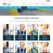 Mẫu website Dịch vụ vệ sinh giúp việc nhà tương tự giaiphapcare